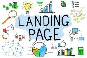Landing page image blogue webast prix landing page formulaire wordpress