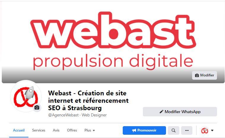 Agence Webast Strasbourg