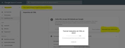 indexer site google exemple google search console